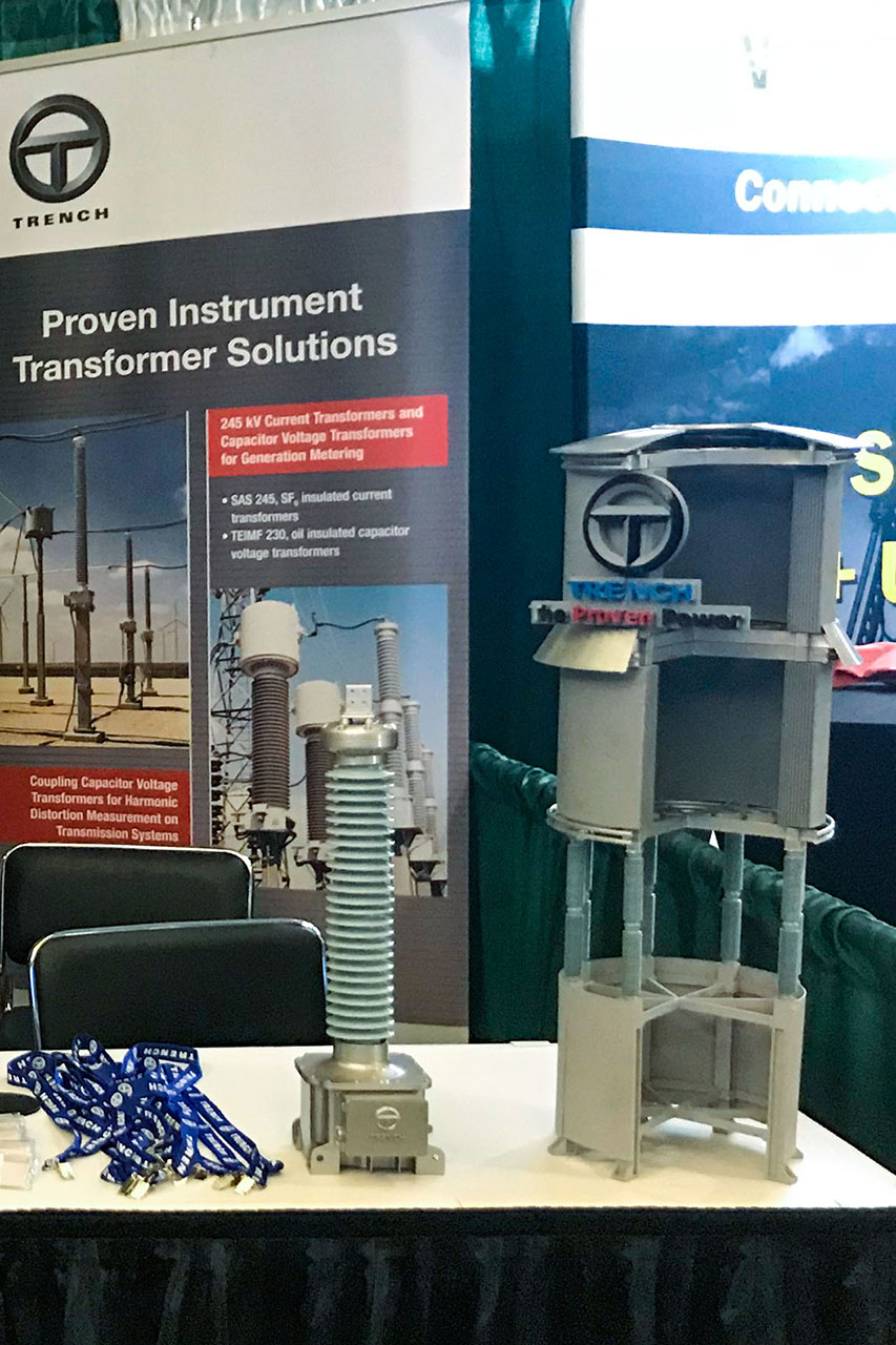 Trench At Cigre Canada 2018 Trench Group