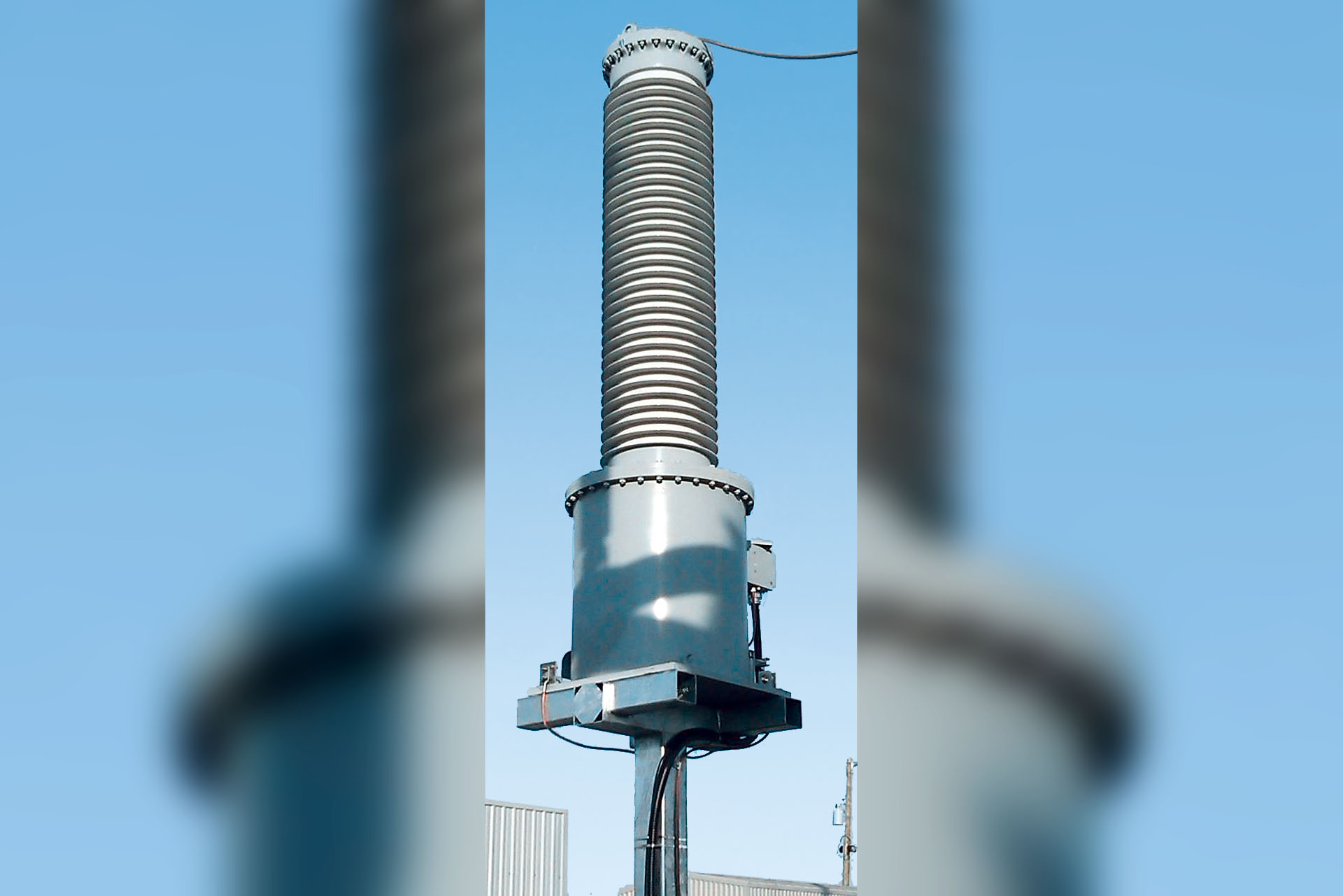 Power Voltage Transformers Station Service Transformers Trench Group
